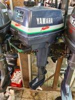 Yamaha 3pk 2 takt Malta