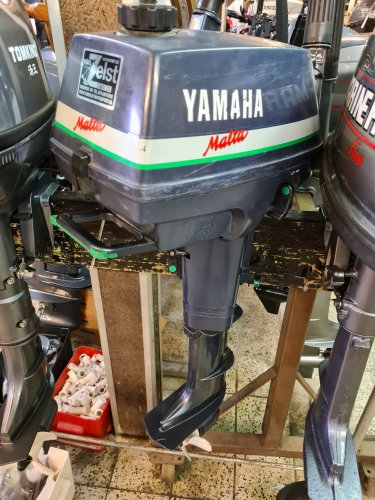 Yamaha 3pk 2 takt Malta foto: 0