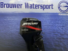 Mercury 60 pk Langstaart powertrim