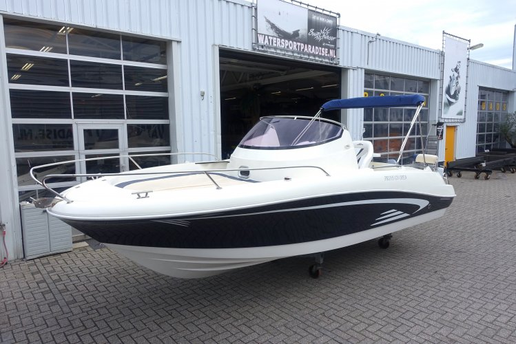Prins 620 Open (1e Te Waterlating 2015) foto: 0