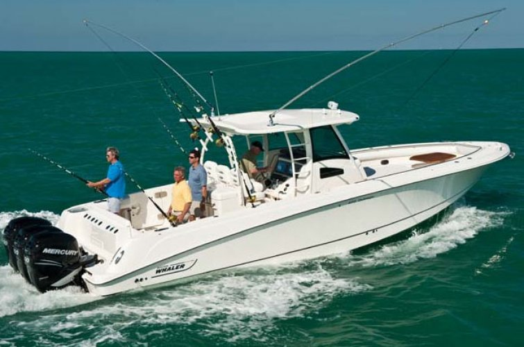 Boston Whaler 380 Outrage foto: 1