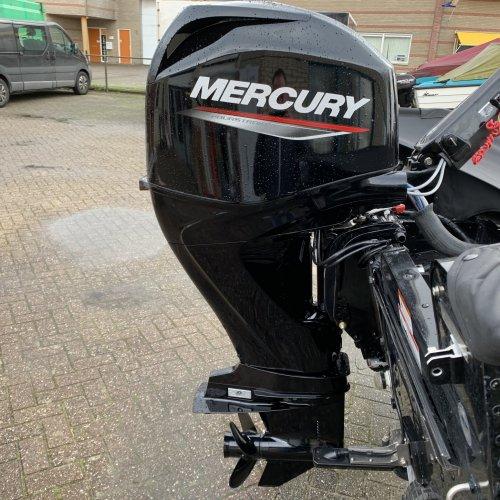 Mercury Nieuwe F60ELPT EFI 60pk buitenboordmotor foto: 1