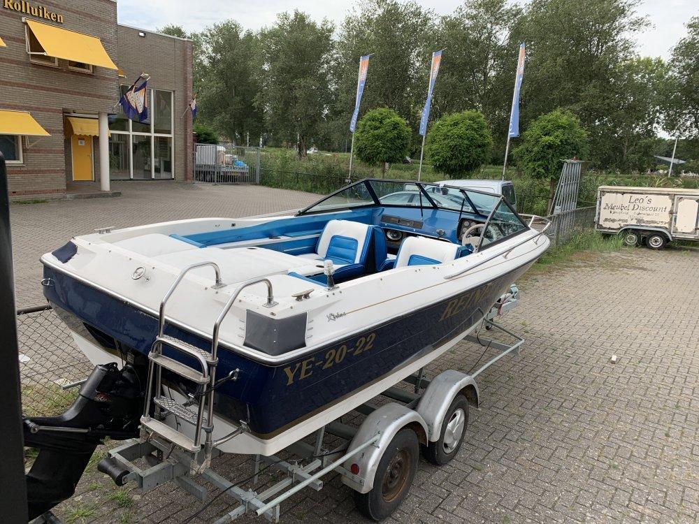 Reinell 19FT 6meter Speedboot 165pk foto: 16