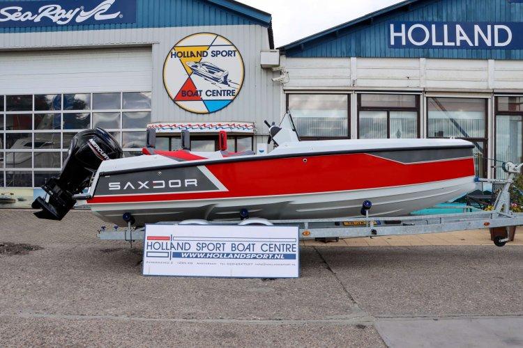 Saxdor Yachts 200 Sport foto: 1