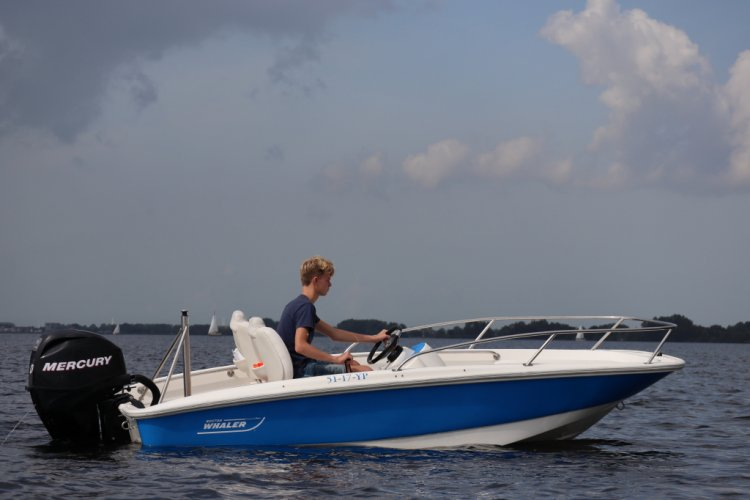 Boston whaler 130 super sport  foto: 0