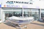 Marine 450 family Aluminium boot onderhoudsvrij! foto: 3