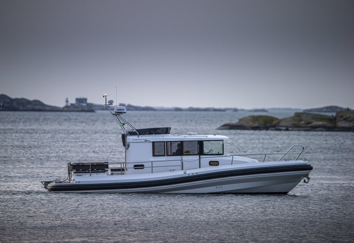 Paragon 31 Flybridge foto: 0