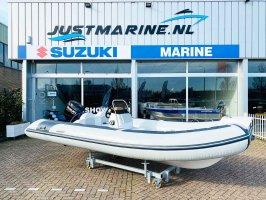 Nieuwste Nimarine MX 500 + 60PK Suzuki Direct leverbaar!