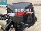 Suzuki 9.9 PK 4takt kortstaart knuppel buitenboordmotor foto: 3