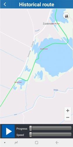 Gps tracker beveiliging Boot waterscooter etc. foto: 1