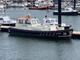Nelson - Halmatic Loodsboot - Pilot