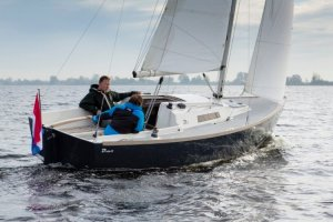 Damarin D-sailer 23 Direct leverbaar