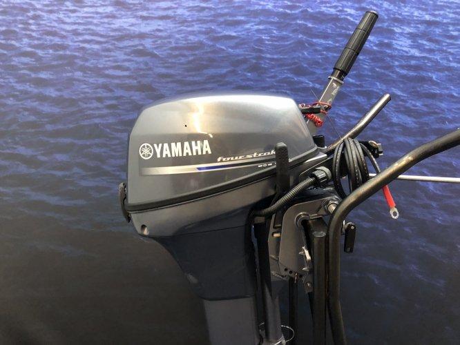 Yamaha 8pk Langstaart met afstandsbediening foto: 0