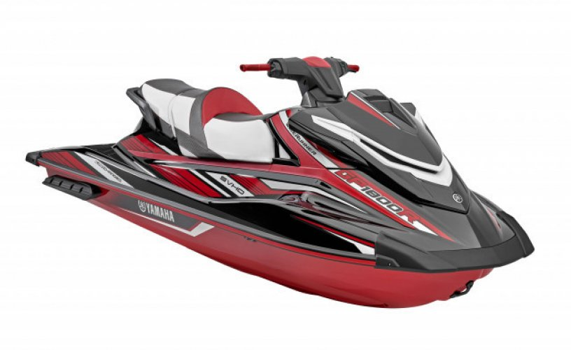 Yamaha Waterscooters Sport GP1800R Black-Red foto: 0