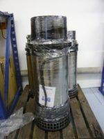 Showfou KL1532, pompe submersible en acier inoxydable, 480 m3 / heure