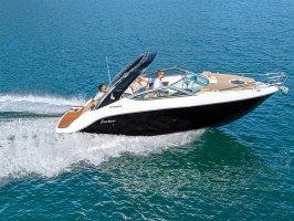 FIBRAFORT 242 GTC, suitable for Outboard