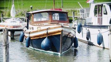 Van Riemsdijk Oriental Cabin Cruiser K32 Speciale uitvoering