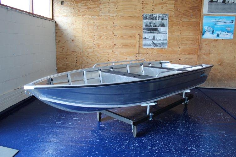 Qwest aluminium boten! 380 / 420 / 450  foto: 1