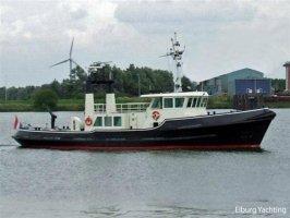 Ancien navire de patrouille maritime (ex RV85)