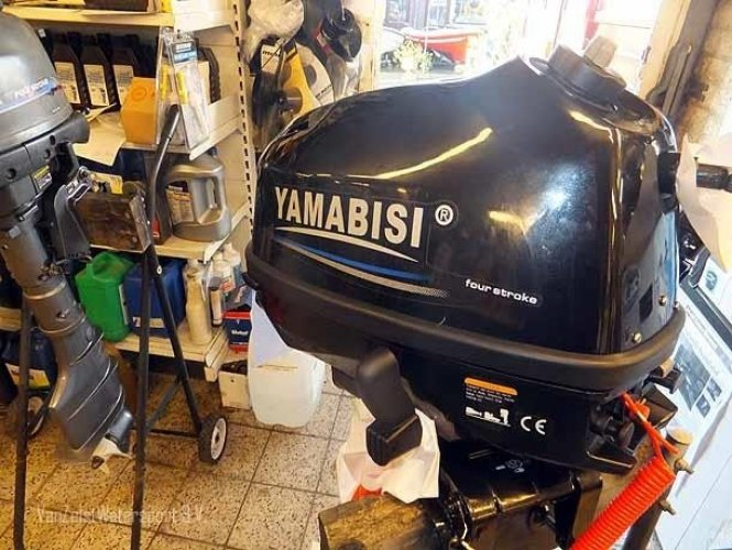 Yamabisi 6pk 4takt kortstaart foto: 1