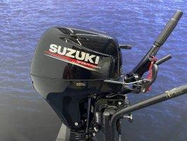 Suzuki 8 pk Buitenboordmotor Kortstaart