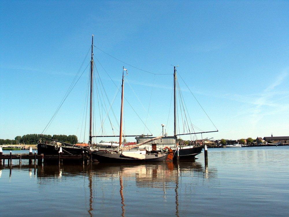 Plezier Vaartuig Schokker foto: 25