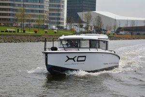 XO Boats 270 Cabina delantera fueraborda