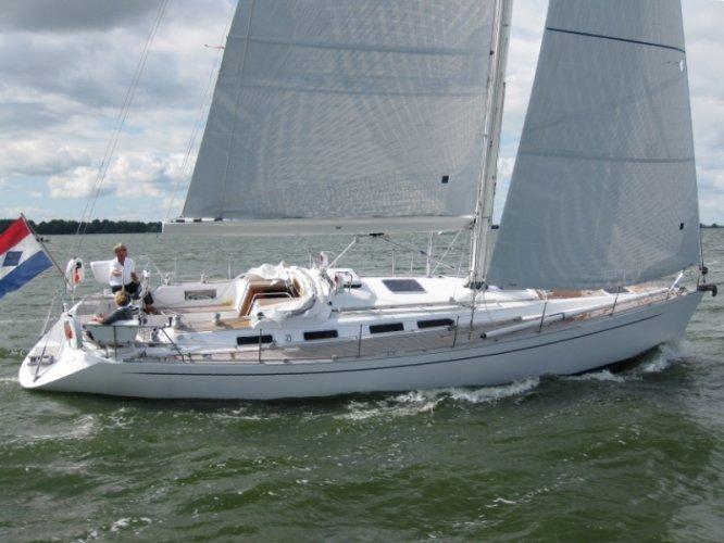 Sweden Yachts 42 foto: 0