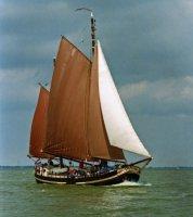 Charterschip/ woonschip Klipperaak