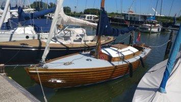 Kroes kampen  Noorse volksboot
