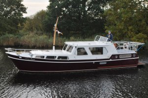 Beja Kreuzer Motorboot