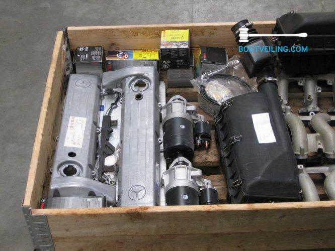 Mercedes Engine 110 Pk foto: 1