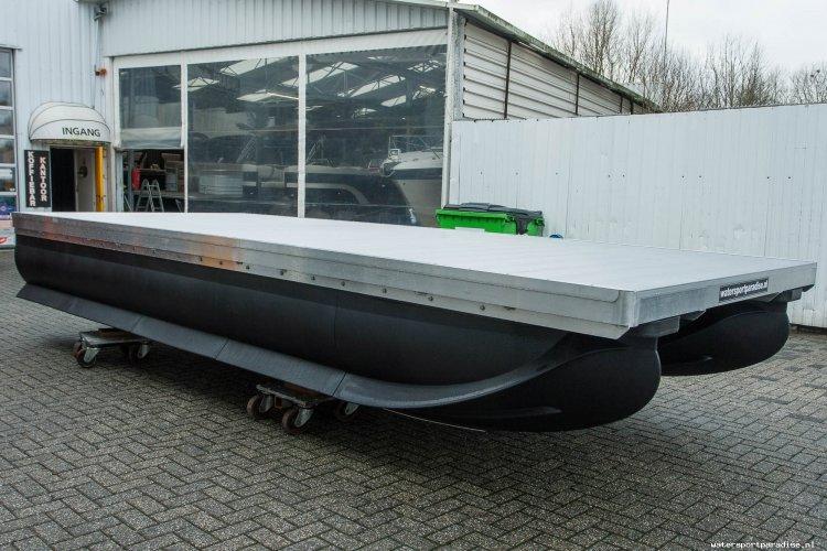 Werkpontoon Alu *nieuw* Pontoonboot foto: 0