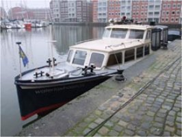 Party boat / harbourmaster heidelberger port service