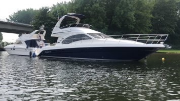 Fairline Sedan Bridge 455