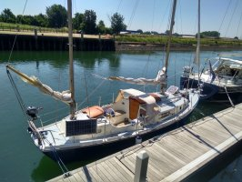 Macwester Wight 32 Ketch