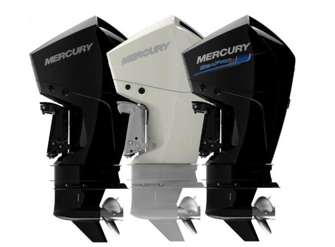 Mercury buitenboordmotoren  foto: 0