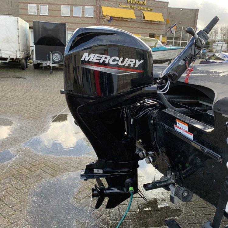 Mercury Nieuwe F60ELPT EFI 60pk buitenboordmotor foto: 11