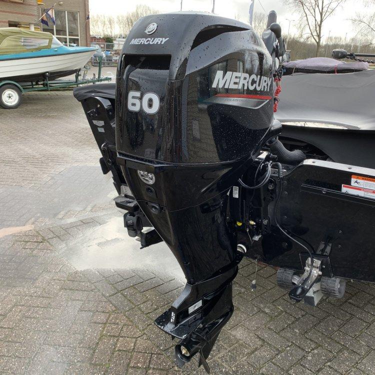 Mercury Nieuwe F60ELPT EFI 60pk buitenboordmotor foto: 3