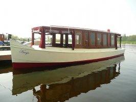 Kromwal Notarisboot - salonboot