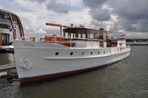 De Vries Lentsch Voormalig dir. vaartuig / salonboot