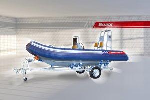 MK-Boats MK480Alu