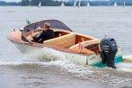 Arcangeli Antieke speedboot foto: 0