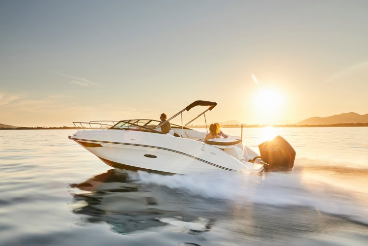 Sea Ray Sun Sport 230 Outboard foto: 0