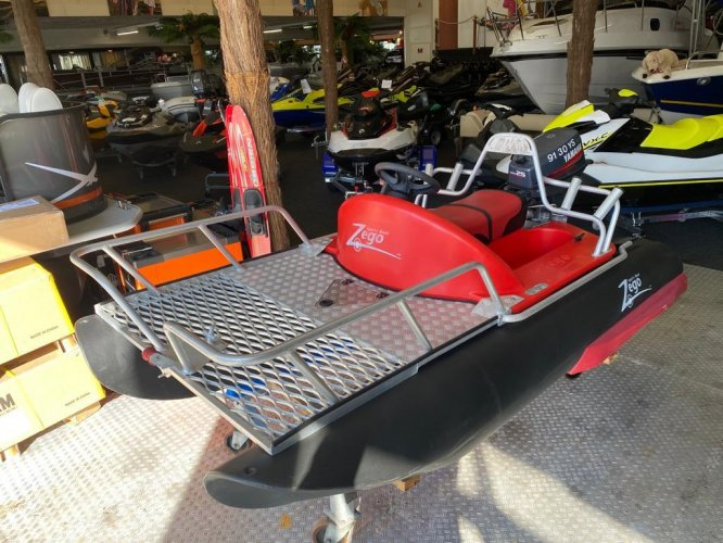 Zego Pontoonboot Incl. Yamaha 25PK foto: 0