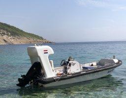 Yang Rescue boat