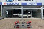 ACTIE! Brenderup 600 KG Rubberboot trailer - 3 JAAR GARANTIE foto: 2
