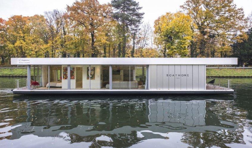 Houseboat Omega foto: 0
