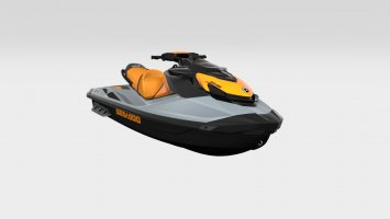 Sea-doo GTi SE 170 Neon Yellow / Ice Metal