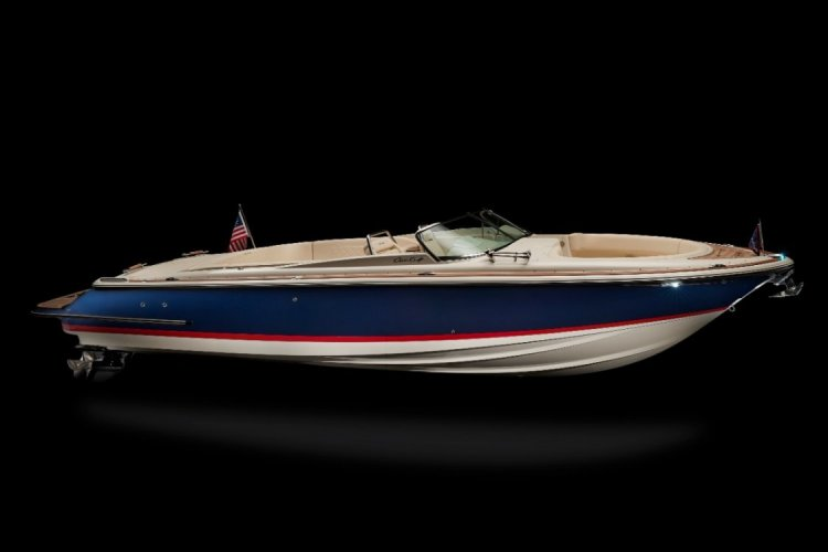 Chris Craft 30 Launch Botenshow op 23 & 24 maart
